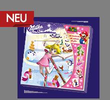 Milka & Super Mario™ Adventskalender 148g - Peach