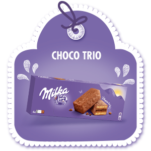 CHOCO TRIO