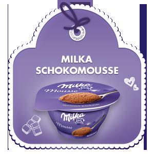 Milka Schokomousse