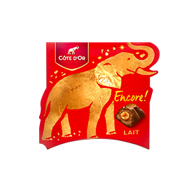 ENCORE! XS Box Lait 55g