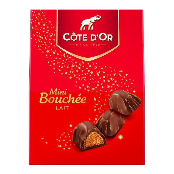 Côte d'Or Mini Bouchée Lait 169g
