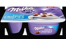 Schoko-Crispies & cremiger Joghurt