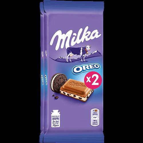 Milka Oreo 2x100g