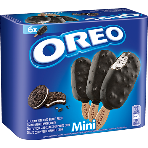 Mini-bâtonnets OREO
