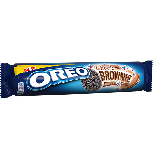 Oreo Saveur Choco Brownie 154g