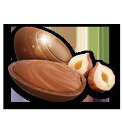 Milka Feine Eier Nougat 90g