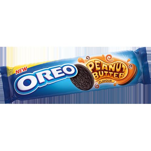 Oreo Saveur Peanut Butter 154g