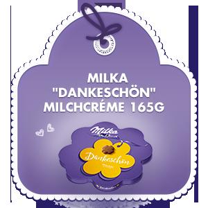 Milka Kleines Dankeschön 165g
