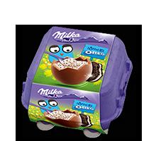 Milka Löffel-Ei Oreo 128g