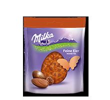 Milka Feine Eier Noisette 90g
