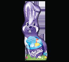 Milka Schmunzelhase Alpenmilch 175g
