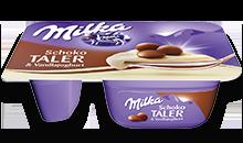 Schokotaler & Vanillajoghurt