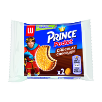 Biscuits & Gateaux - Goûter Prince Chocolat 40g (x2) x110