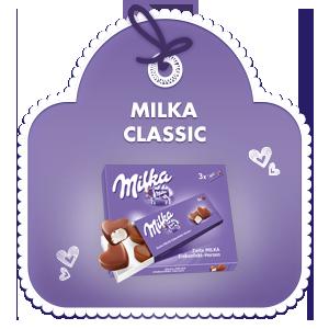 Milka Eiskonfekt-Herzen