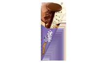 Milka Chocolate & Vanilla Waffelhörnchen