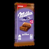 Chocolat - Milka Brownies 2x100g Alt Mondelez Pro