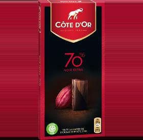 70 cacao