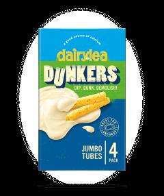Dunkers with Jumbo Tubes