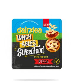 NEW Lunchables Streetfood Pizza