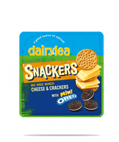 Snackers with Mini Oreos