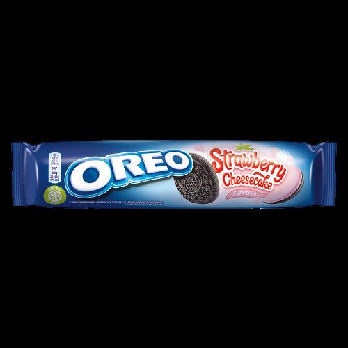 OREO - STRAWBEERY CHEESECAKE