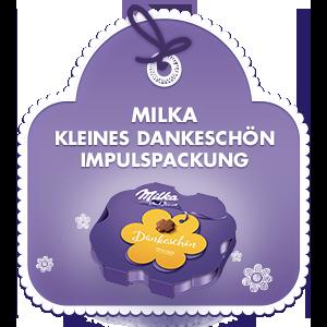 Milka Kleines Dankeschön 44g