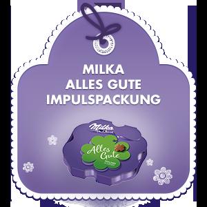 Milka Alles Gute 44g