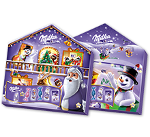 Milka Magic Mix Adventskalender 204g