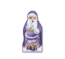 Milka Weihnachtsmanntafel Alpenmilch 85g