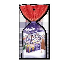 Milka Mini Weihnachtsmänner 120g