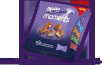 MILKA MOMENTS MIX 97 g