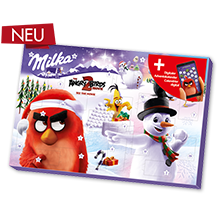 Milka Digitaler Adventskalender 200g