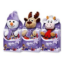 Milka Plüschtier Magic Mix 96g