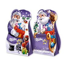 Milka Magic Mix Weihnachten 36g
