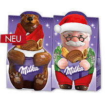 Milka Grandpa & Mama Bear Mix 152g