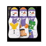 Milka Snowman Friends 5x15g