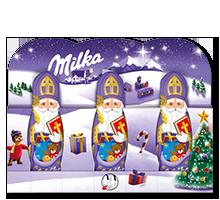Milka Nikolo Alpenmilch 3x15g