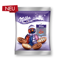 MIlka Bonbons Mischung Weihnachten 132g