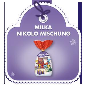 Milka Nikolo Mischung 241g