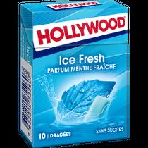 Chewing-gum - Hollywood Ice Fresh menthe fraîche Alt Mondelez Pro