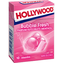 Hollywood Bubble Fresh