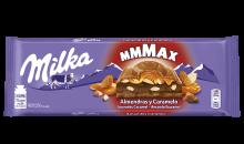 MILKA MMMAX AMANDES CARAMEL