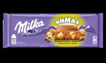 MILKA MMMAX NOISETTES ENTIÈRES