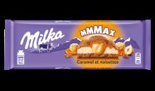 MILKA MMMAX CARAMEL ET NOISETTES