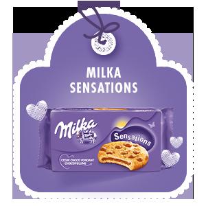 Milka Sensations