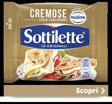 Sottilette® Le Cremose
