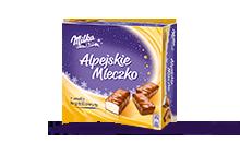 MILKA ALPEJSKIE MLECZKO WANILIOWE 330G