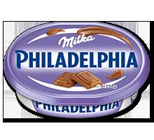 Philadelphia mit Milka Klassisch