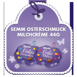 SemM Osterschmuck Milchcrème 44g