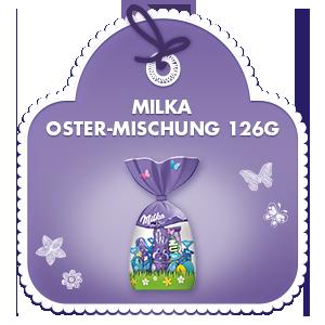 Milka Oster-Mischung 126g